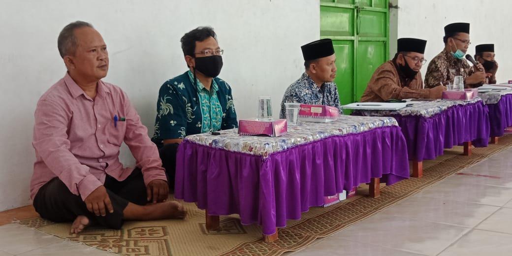 Rapat Komite MTsN 6 Nganjuk